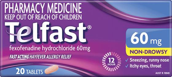 Fast 12hr Relief - 60mg